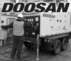 Doosan Portable Generators
